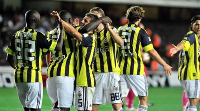 Ali Sami Yen'de hat-trick şov