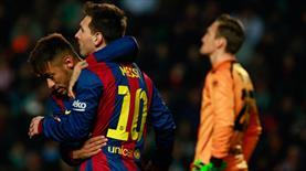 Neymar - Messi A.Ş.