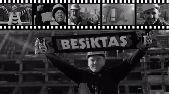 Vodafone Arena'dan Beşiktaşlılara mesaj var!
