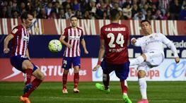Madridliler Barcelona'ya çalıştı!.. (ÖZET)
