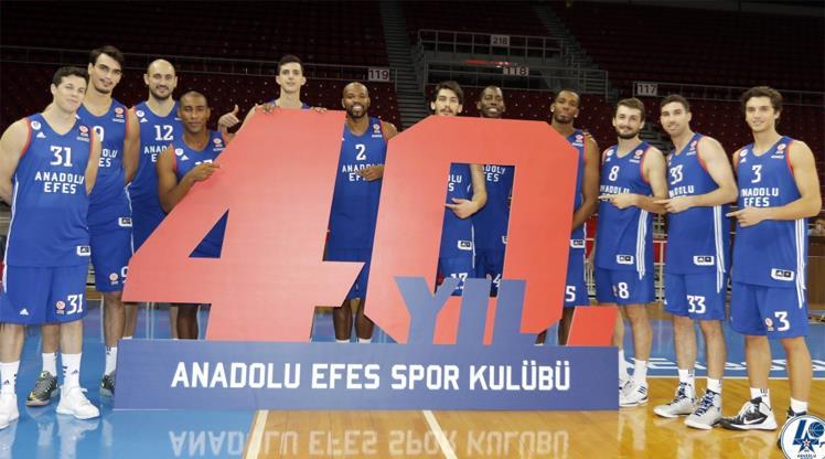 Efes'e sponsor desteği