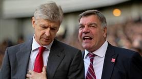 Allardyce'dan Wenger'e taş
