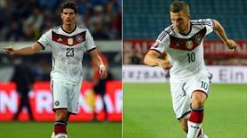 Mario Gomez ve Podolski'ye büyük müjde!