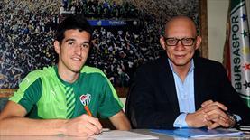 Timsah genç golcüyle imzaladı