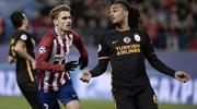 Atletico Madrid: 2 - Galatasaray: 0