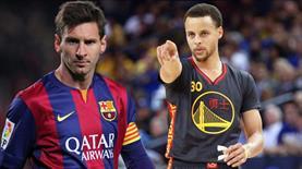 Curry Messi hayranı çıktı