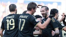 Juventus'la şaka olmaz (ÖZET)