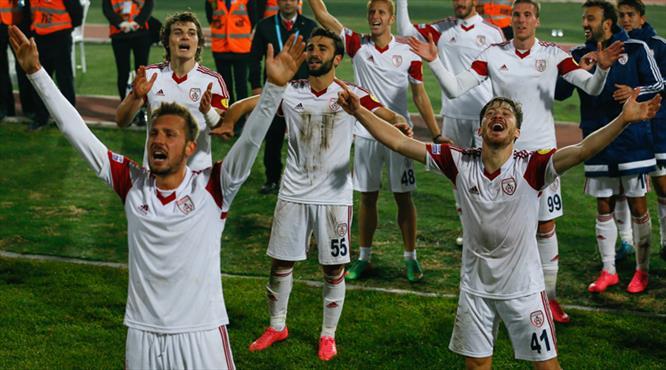 PTT 1. Lig'in en genci Altınordu!