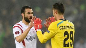 Müthiş maç Sevilla'nın
