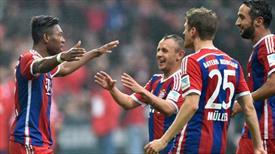 Bayern bildiğiniz gibi!
