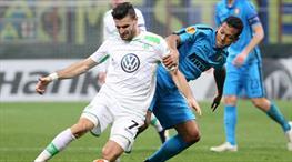 Mancini tamam, Wolfsburg devam