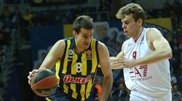 Fenerbahçe Ülker resmen 'Son 8'de (ÖZET)