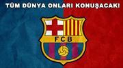 Barca'nın büyük rüyası!...