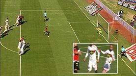 İşte Eskişehir'i öne geçiren penaltı