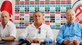 Antalya'da istifa