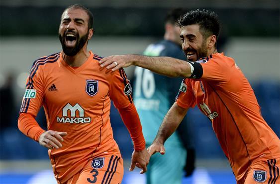 İşte Başakşehir-Çaykur Rizespor maçının özeti...
