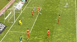 Maç golle başlıyordu!