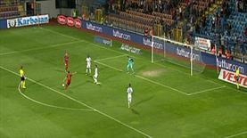 Karabük'ü rahatlatan gol Erkan'dan geldi