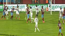 Trabzon'da tartışmalı an...