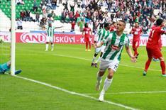 İşte Torku Konyaspor - Gençlerbirliği maçının özeti
