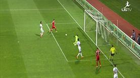 Sercan'ın müthiş gayreti golü getirdi