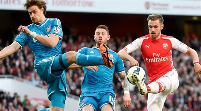 Arsenal duvarı aşamadı! (ÖZET)