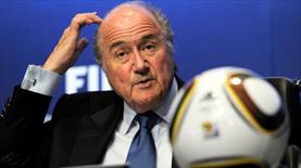 İrlanda Blatter'e cephe aldı