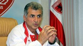 Erhan Altın Samsunspor ile vedalaştı