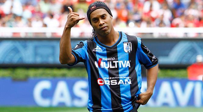 Ronaldinho müjdeyi kendi ağzından verdi: