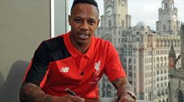 Clyne resmen Liverpool'da