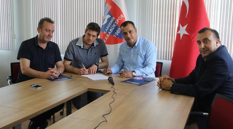 Karabük'te 2 transfer