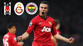 Devlerin Van Persie savaşı! Beşiktaş'tan 15 milyon euro