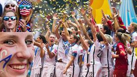 Dünya şampiyonluğuna çılgın kutlama!..