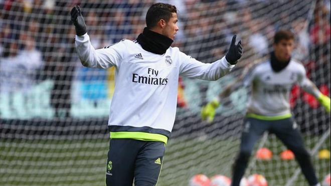 Benitez, Ronaldo'yu çıldırttı!