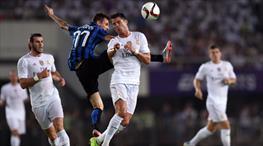 Mancini Real'e direnemedi