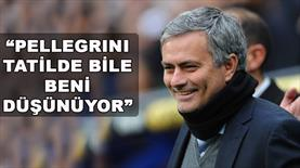 Mourinho sezonu erken açtı!