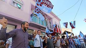 Onlara Makedonya da Trabzon