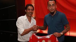 Benfica yeni golcüsünü buldu