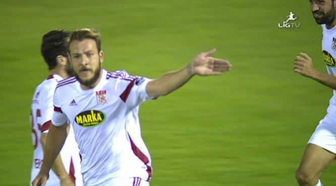 Sivasspor'u Batuhan umutlandırdı!