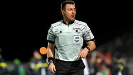 UEFA'dan Hüseyin Göçek'e görev!