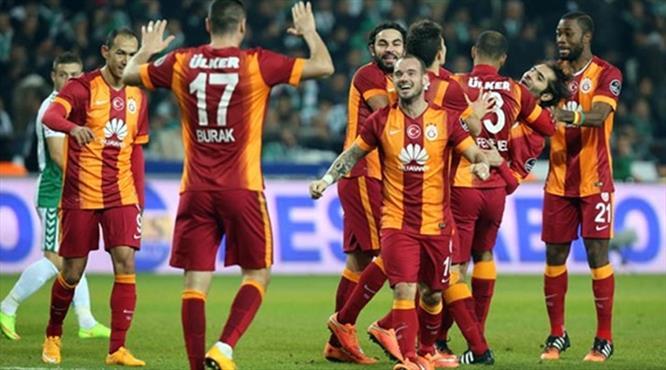 Kağıt üzerinde Galatasaray