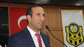 Yeni Malatya'da Adil Gevrek yeniden başkan