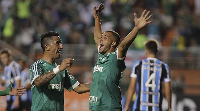 Gol düellosunda kazanan Palmeiras (ÖZET)