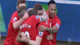 Yok böyle geri dönüş! Liverpool 4-3 öne geçti!