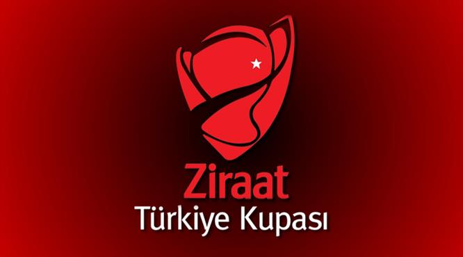 Ziraat Türkiye Kupası Son 16 Turu eşleşmeleri ve maç programı belli oldu
