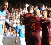Napoli tam istediğimiz gibi! Roma'dan seri sonu! (ÖZET)