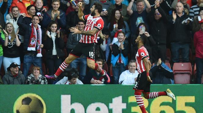 Southampton ikinci yarıda coştu (ÖZET)
