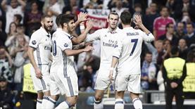 Real Madrid Varşova'yı perişan etti