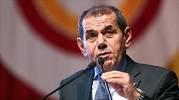 Galatasaray Başkanı Dursun Özbek'ten açıklamalar
