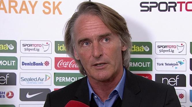 Jan Olde Riekerink: ''İnanılmaz bir atmosfer var... Ofansif oynayacağız''